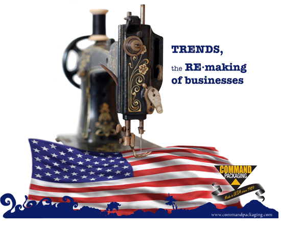 Trends, the Re-making of Business.
