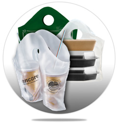 Super wave Stock Carryout Bags